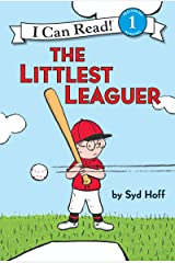 The Littlest Leaguer (I Can Read Level 1) Kindle Edition