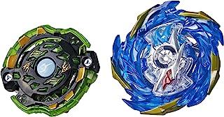 BEYBLADE Burst Surge Speedstorm Evo Helios Blazebringer and Jormuntor J6 Spinning Top Dual Pack - 2 Battling Game Top Toy برای کودکان بالای 8 سال