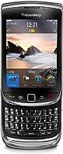 BlackBerry 9800 Torch Unlocked Phone with 5 MP Camera, Full QWERTY Keyboard, 4 GB Internal Storage, and Slider Card Slot U...