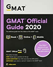 GMAT Official Guide 2020: Book + Online Question Bank PDF