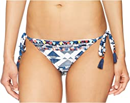 Going South Tie Side Hipster Bikini Bottom