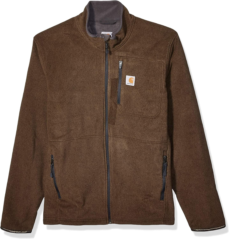 Carhartt Men's Dalton NEW before Seasonal Wrap Introduction selling Full Zip Fleece Big Tall and Regular Si