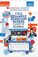 Oswaal CBSE Sample Question Papers Class 10 Science Book (For Term I Nov-Dec 2021 Exam) Kindle Edition