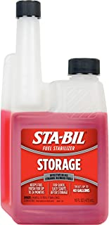 Best STA-BIL 22207 Fuel Stabilizer - 16 oz., Red Reviews