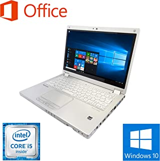 【Microsoft Office 2016搭載】【Win 10搭載】Panasonic CF-MX5/第六世代Core i5-6300U 2.4GHz/メモリ:8GB/新品SSD:480GB/12.5型タッチパネル/Webカメラ/HDMI/S...