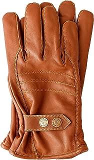 Riparo Men's Winter Italian Nappa Leather Dress Driving Gloves (Wool/Fleece Lining)