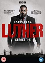 luther dvd series 1 and 2