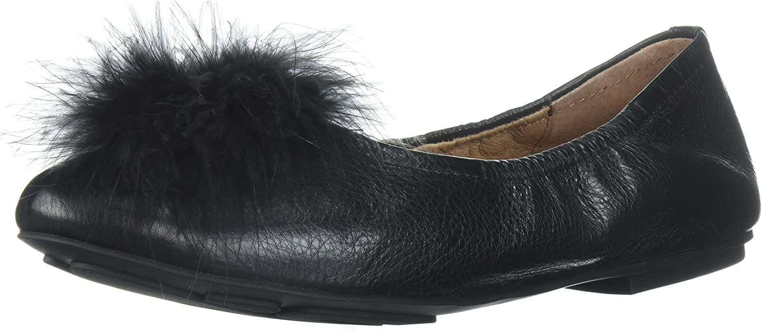 Gentle Souls Bombing new work by Kenneth Cole Columbus Mall Women's Portia Flat Fea with Ballet