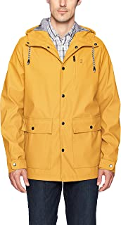 IZOD Men's True Slicker Rain Jacket
