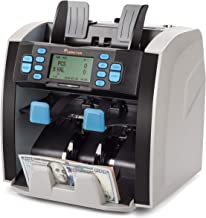 CARNATION Mixed Denomination Bill Money Value Counter and Sorter CR1500 Bank Grade Currency Sorting 2 Year Warranty Serial Number Recognition PC Connectivity and Printing Enabled