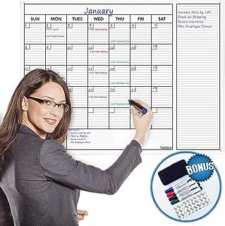 four month wall calendar
