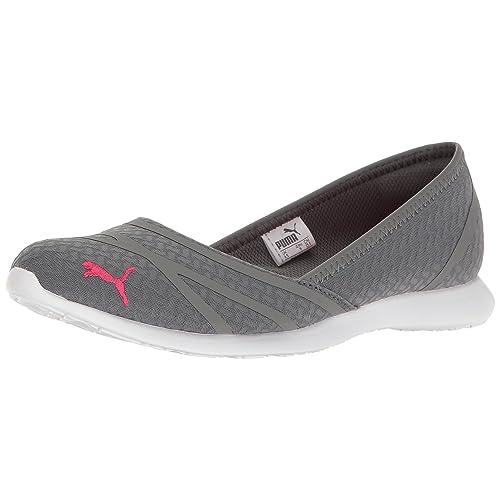 42276dfda3a PUMA Women s Vega Ballet Flume Walking Flat