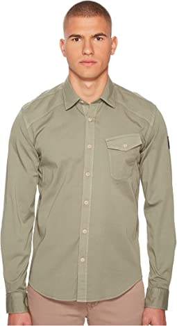 Steadway Garment Dyed Twill Shirt