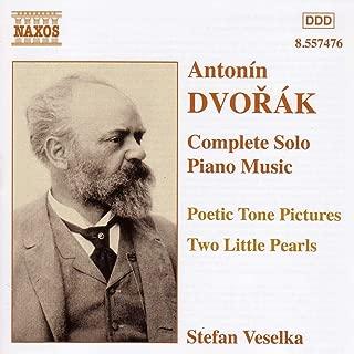 Dvorak: Poetic Tone Pictures, Op. 85 / Dumka And Furiant, Op. 12