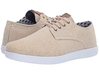Ben Sherman Parnell Oxford (Natural Linen) Men
