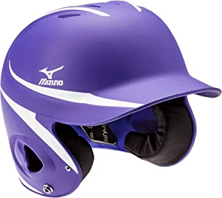 mizuno prospect batter's helmet with mask