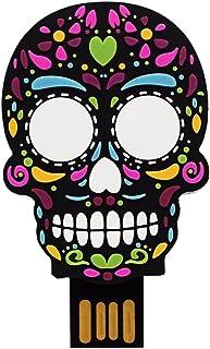 I LOVE MEXICO Catrina.N USB, 8GB, Color Negro