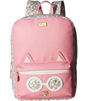 Poppy Kitch PVC Kat Backpack