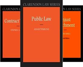 Clarendon Law Series (27 Book Series)