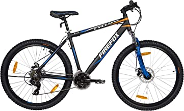 Firefox Bikes Cyclone 27.5T, 21 Speed Mountain bike I D brake I Ideal For : 12+ Years I Ideal For : Adults(12+ Years) |Fir...