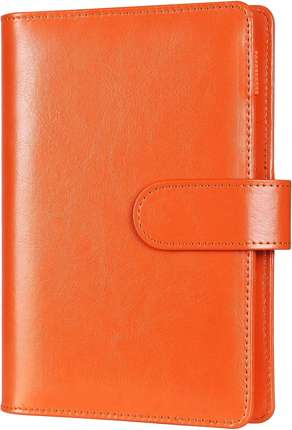 A6 PU Excellent Leather Notebook Binder Filler Inner Refillable Max 75% OFF Papers