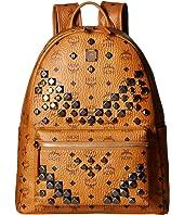 MCM - Stark M Stud Medium Backpack