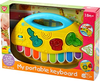 PlayGo 2668My Portable Keyboard, Battery Operated