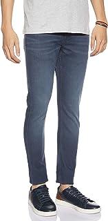 Calvin Klein Jeans Men's CKJ 058 SLIM TAPER Denim Pants, Blue (Ba042 Blue Grey 1BZ), Size: L34/W36