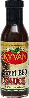 KYVAN Sweet BBQ Sauce - 2 Pack