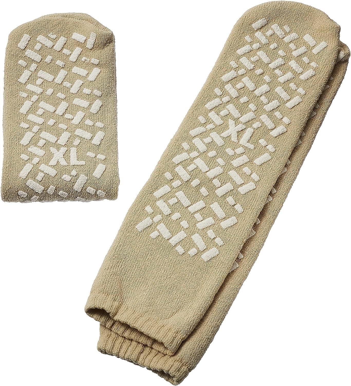 Rae Lynn Slipper Socks - Popular Unisex Sock Hospital 100% quality warranty Patient Non-Slip w