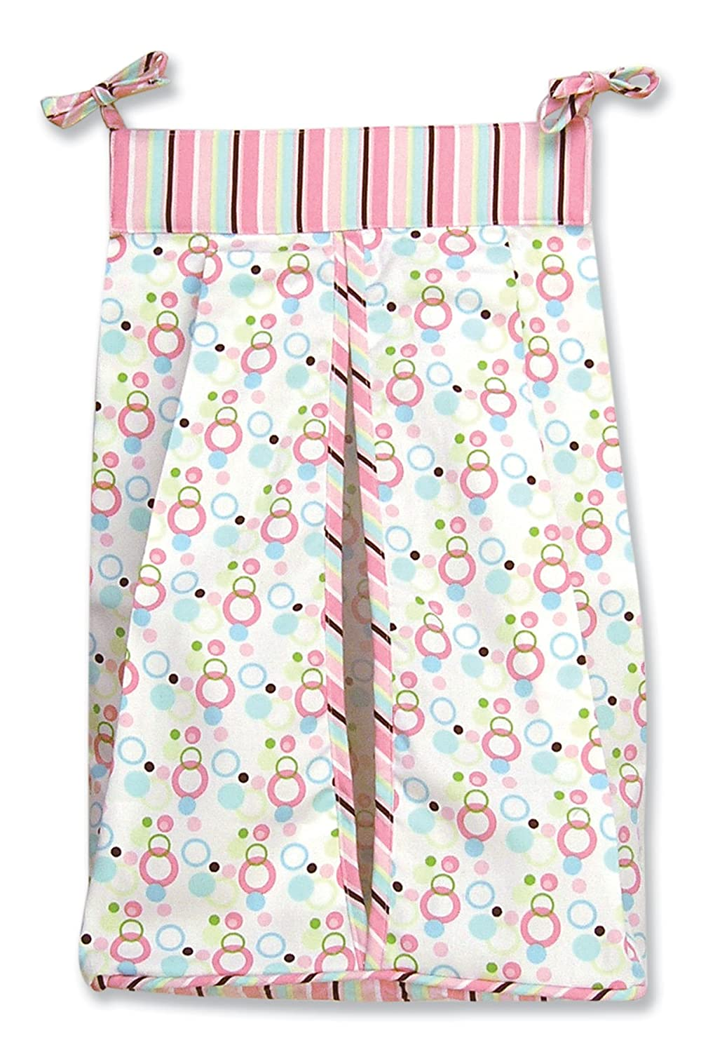 Trend Lab Diaper Stacker, Cupcake (Discontinued by Manufacturer)