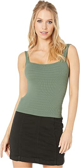 Square One Seamless Cami
