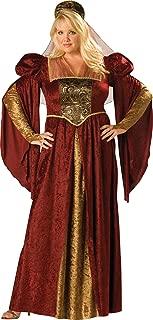 InCharacter Costumes Women's Plus-Size Renaissance Maiden Plus Size