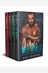 Lux Catena Complete Series Box Set: Wolf Shifter Paranormal Romance Kindle Edition