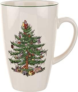 Spode Christmas Tree Latte Mug