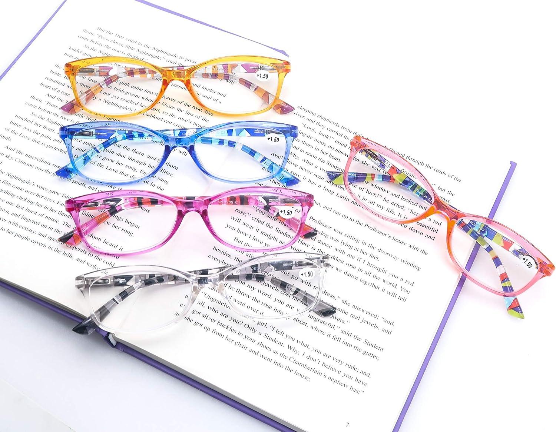 Buy OLOMEE Reading Glasses Women 20 Pack Colorful Womens Sun ...