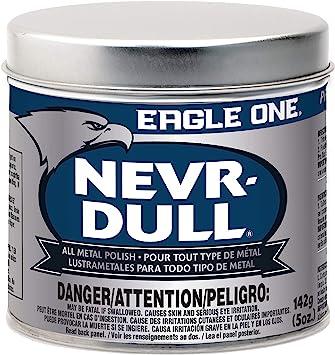 Eagle One 1035605 Nevr-Dull Wadding Polish - 5 oz, Single (E301131001): image