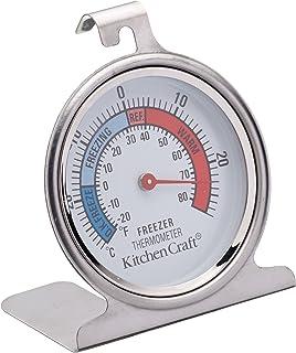 Kitchen Craft KCFRIDGETH - Termómetro para frigorífico (
