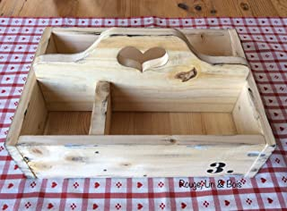 Boîte à outillage en bois