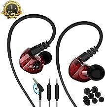 Best red in ear headphones Reviews
