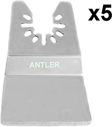 Worx 250W 16 x TopsTools WXK16 Mix Lames pour outil multi-usages Worx Sonicrafter Erbauer Outil multi outil accessoires