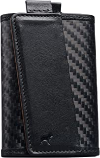 The Frenchie Co. CX6 Carbon Fiber Ultra Slim Speed Wallet for Men with RFID Blocking and Super Fast Card Holder Access