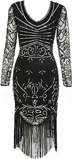 Best long sleeve flapper dresses Reviews