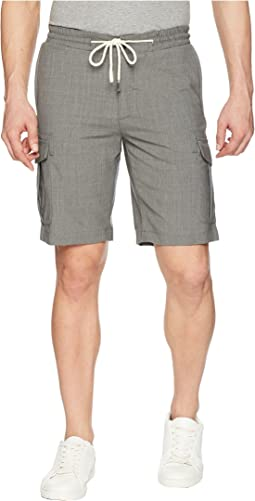 eleventy - Bermuda Cargo Shorts w/ Drawstring