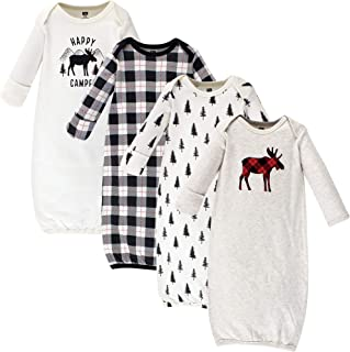 Hudson Baby Unisex Cotton Gowns