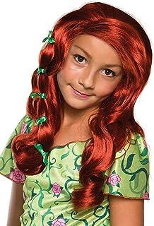 Rubie's Costume Girls DC Super Hero Poison Ivy Wig [並行輸入品]