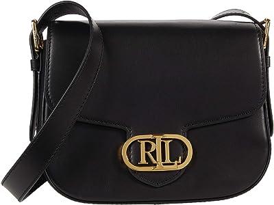 LAUREN Ralph Lauren Leather Medium Addie Crossbody