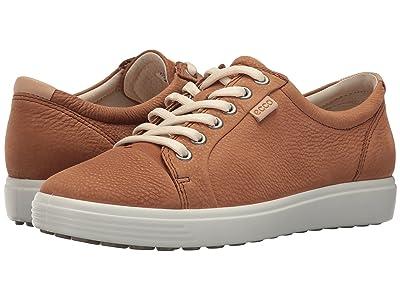 ECCO Soft 7 Sneaker (Cashmere) Women