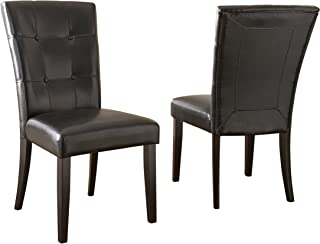 Steve Silver Company Monarch Parsons Chair (Set of 2), 21