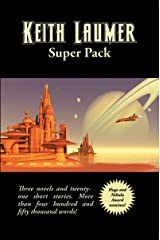 Keith Laumer Super Pack (Positronic Super Pack Book 44) Kindle Edition